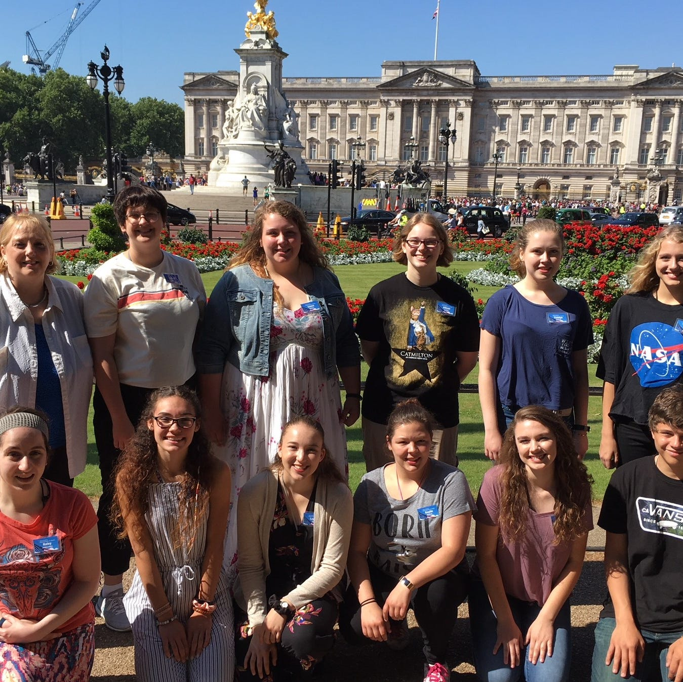 Oconto Falls students served as music ambassadors in Europe