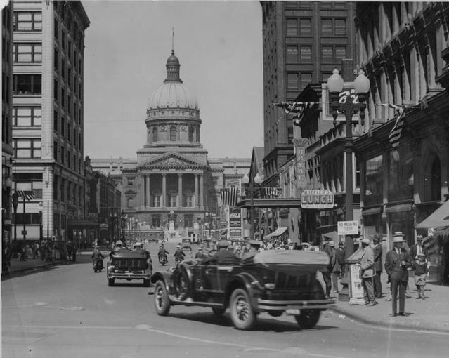 245abc5728 Indianapolis in the  30s