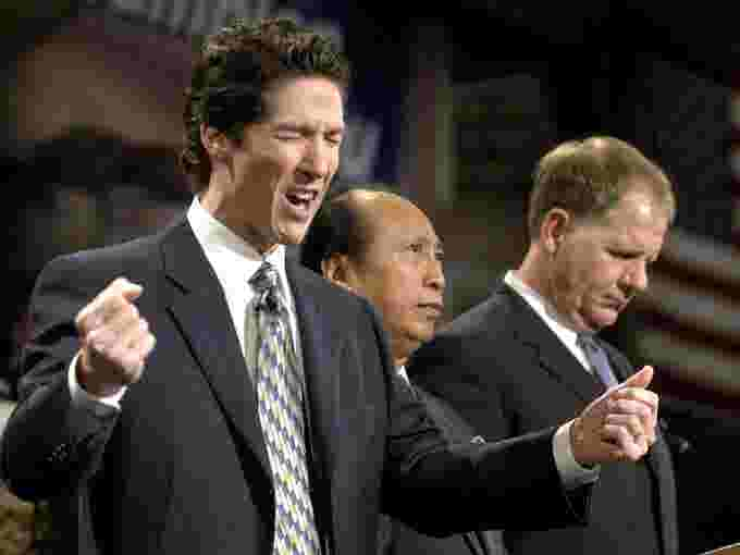 Televangelist Joel Osteen is coming to Indianapolis