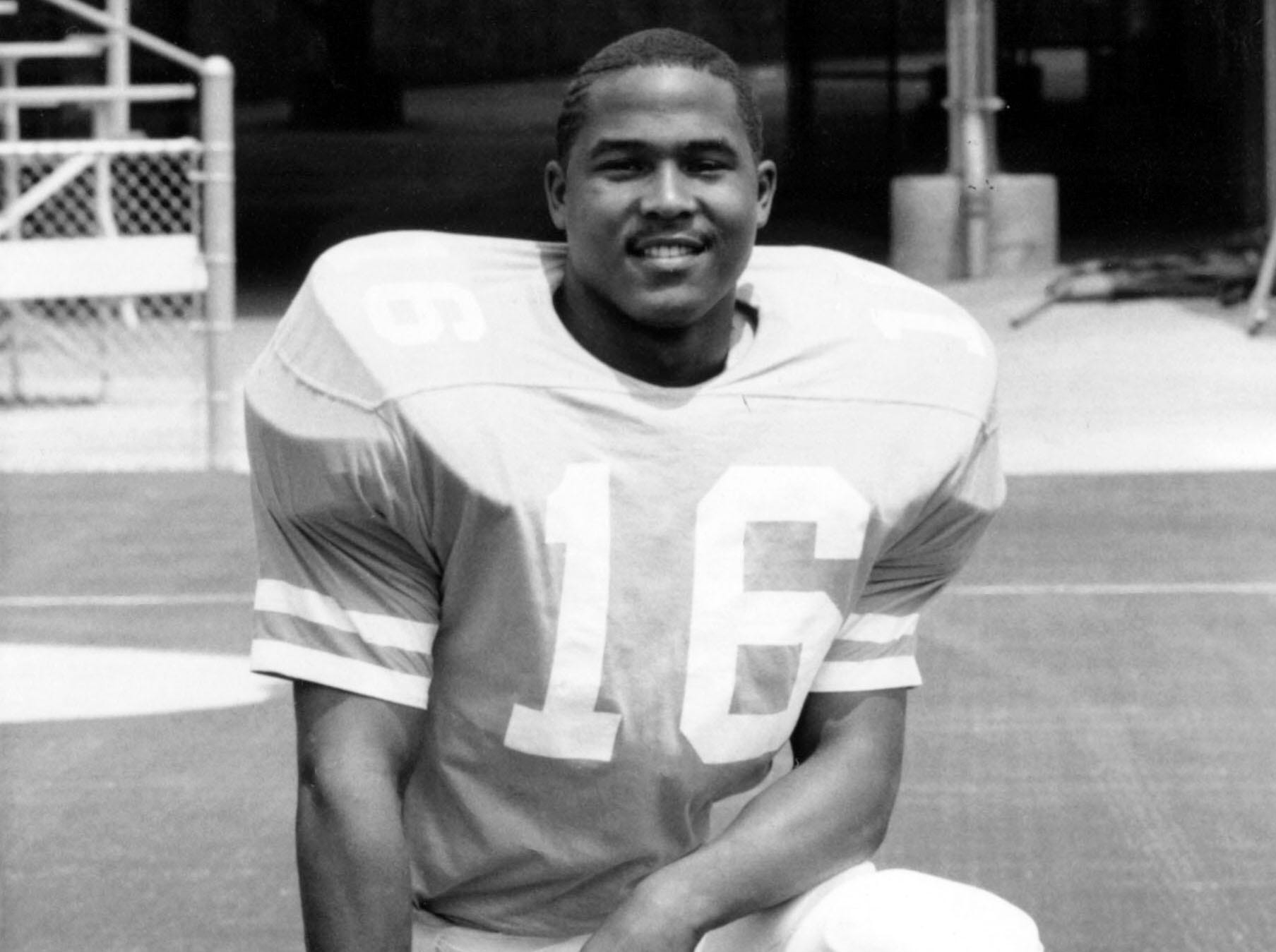 Sterling Henton in 1987.