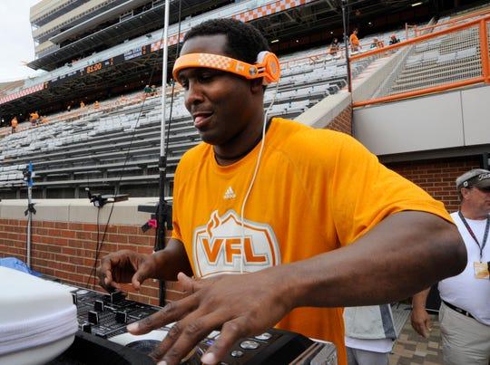 DJ Sterling Henton