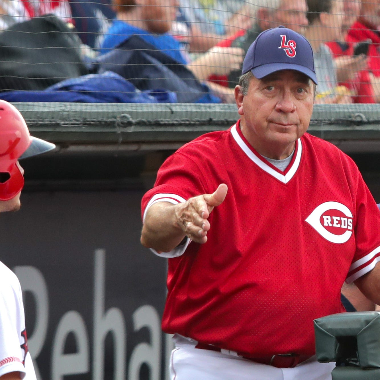 Reactions: Johnny Bench manages Louisville Stars to Bluegrass World Series win