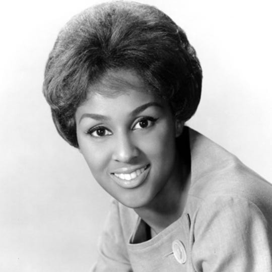 "Darlene Love was a ""girl group"" pop star in the early 1960s."