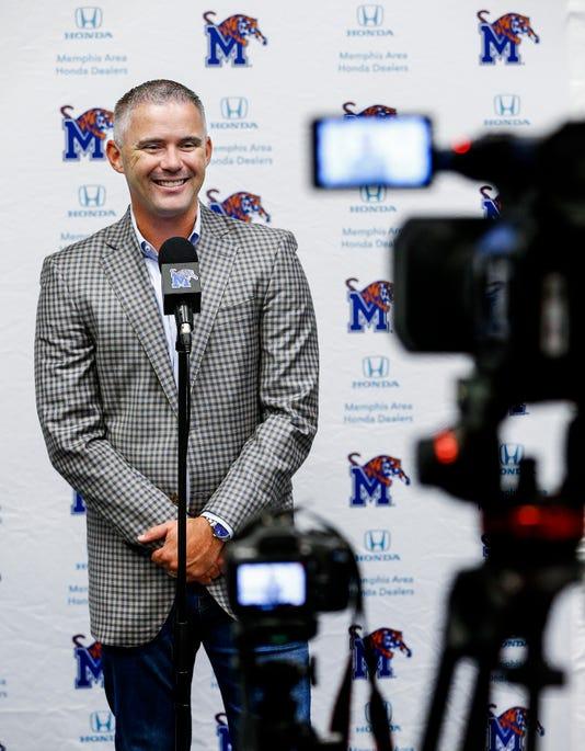 Memphis Media Day