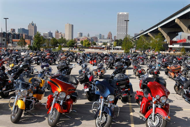 Harleys and the people who love them will find plenty to do in Milwaukee this weekend.