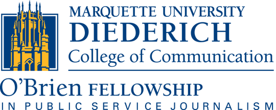 Marquette University O'Brien Fellowship logo