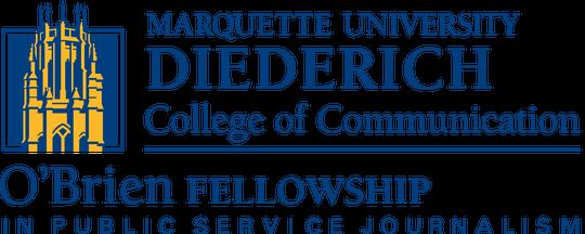 Marquette University O'Brien Fellowship logo