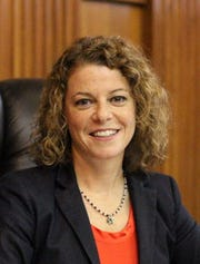 Wisconsin Supreme Court Justice Rebecca Dallet