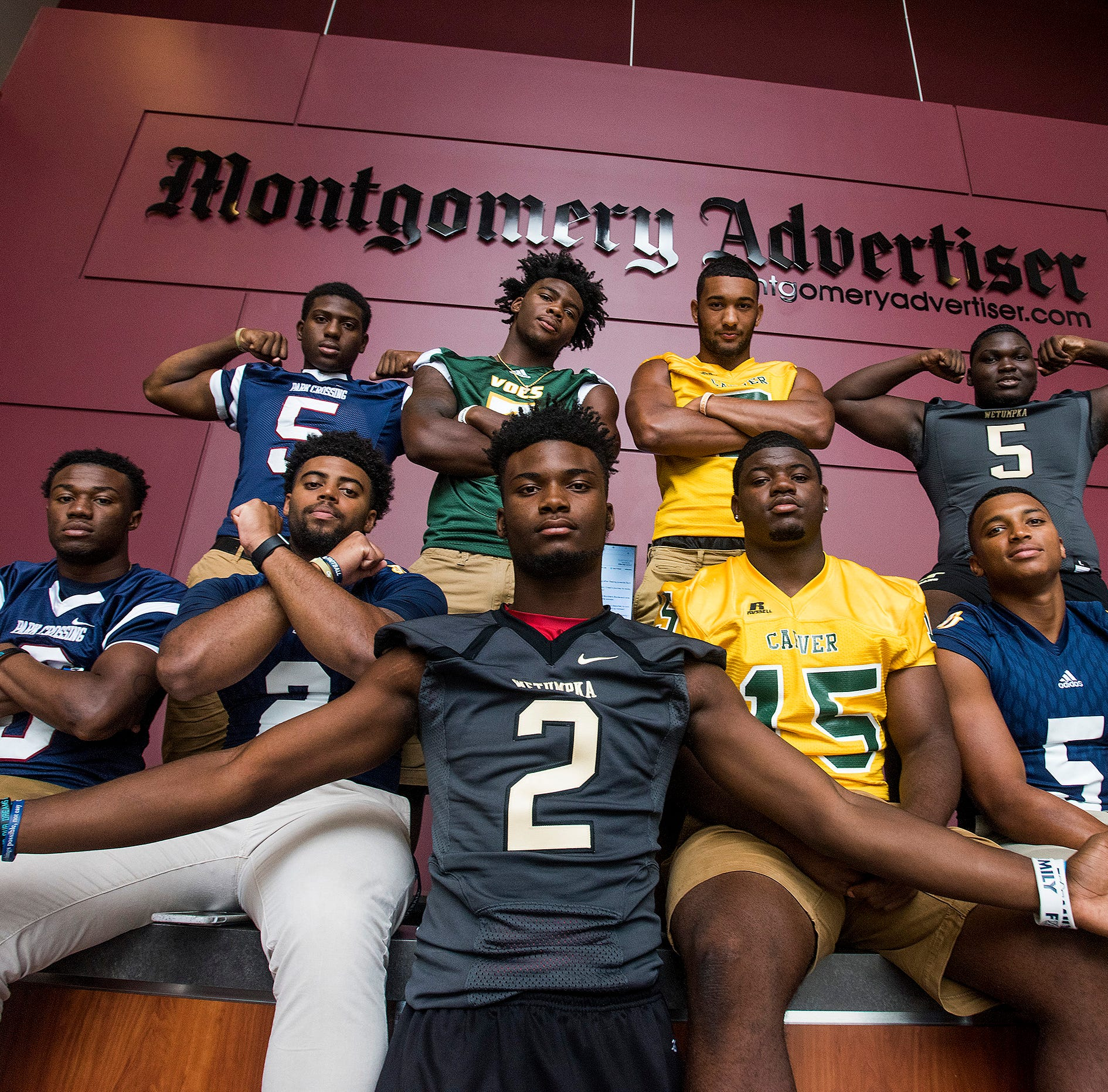 Montgomery Advertiser's top 10 players to watch for 2018