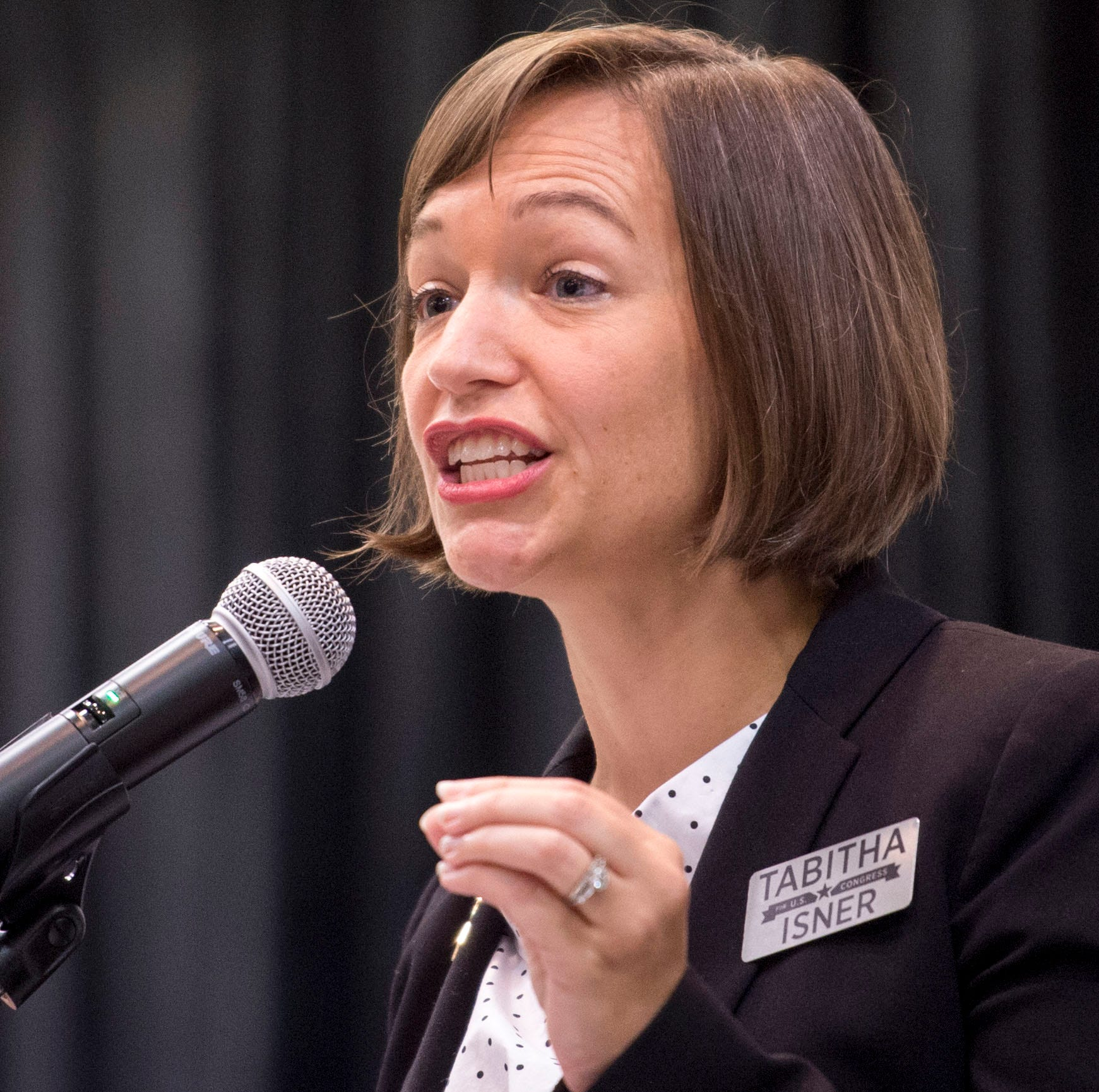 Tabitha Isner to run for chair of Alabama Democratic Party