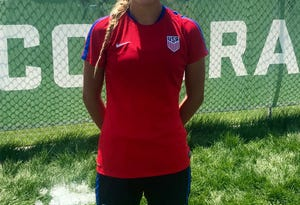 Avery Clark of Brentwood was named to the U.S. Women's Soccer U-14 National Team.