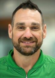 Novi Head Coach Jeff Burnside