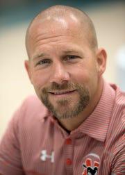 Northville Head Coach Matt Ladach