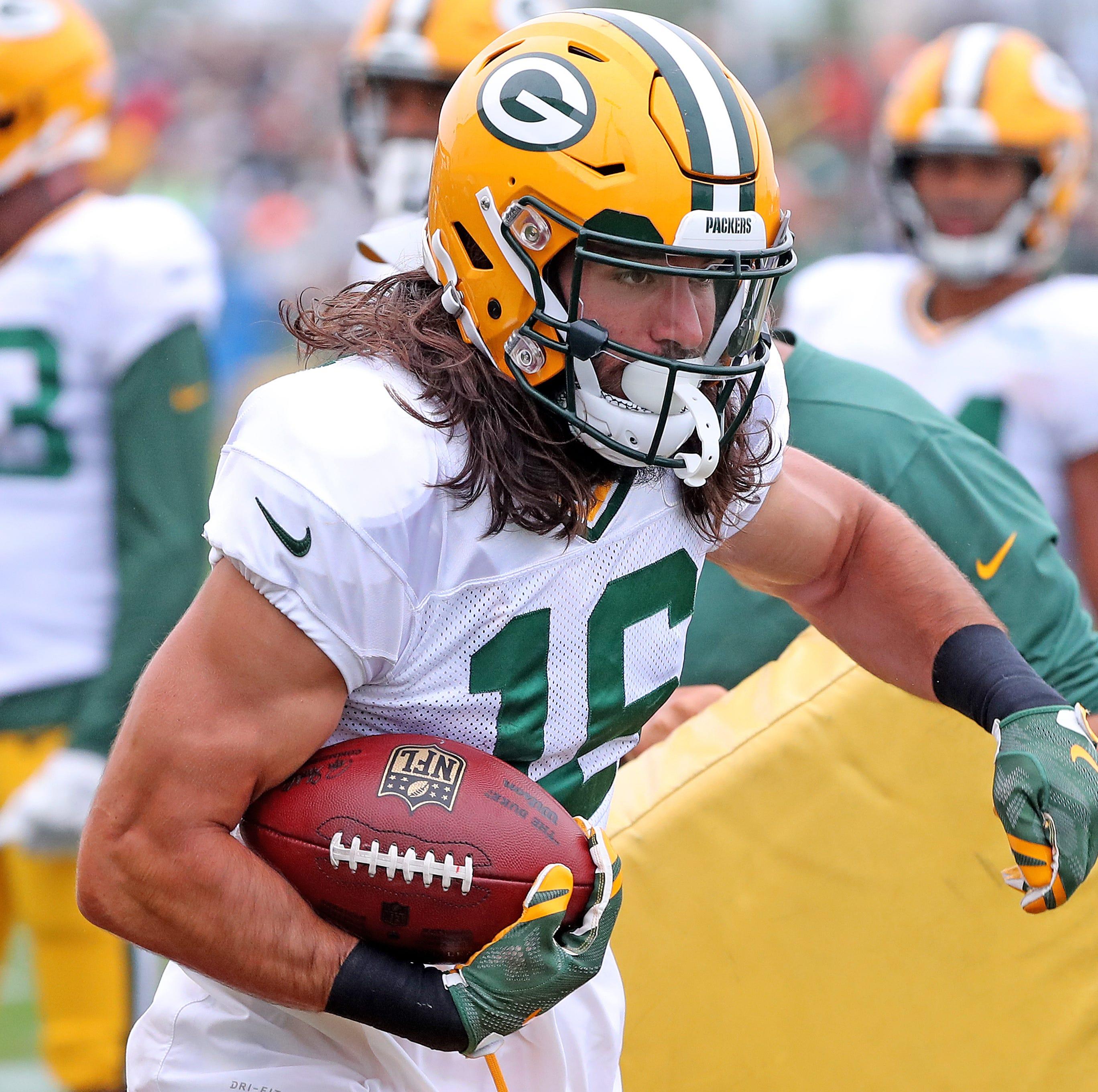 Packers GM Brian Gutekunst's interest in WR Jake Kumerow goes back years