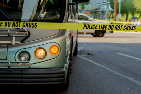 Pedestrian Struck By City Bus In Critical Condition