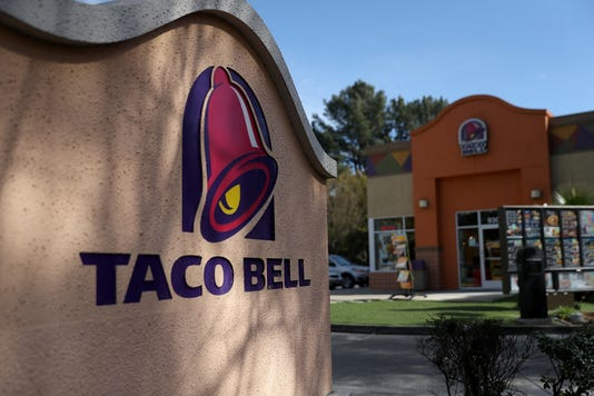 Taco Bell Overtakes Burger King As 4th Largest U S Fast Food Chain