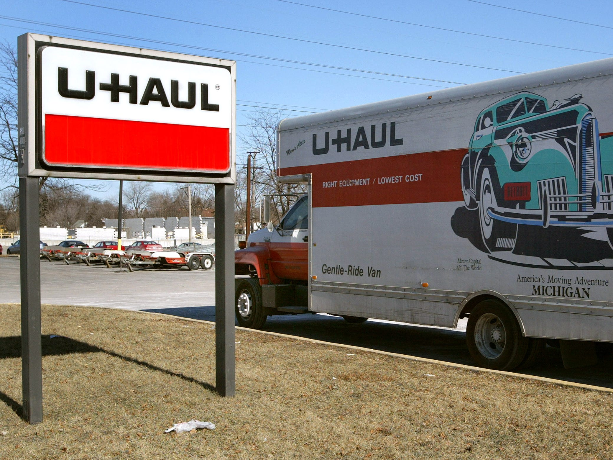 U-Haul, hiring 160. The transportation and propane-services company has openings ranging from customer representatives to area field manager. More info: jobs.uhaul.com.