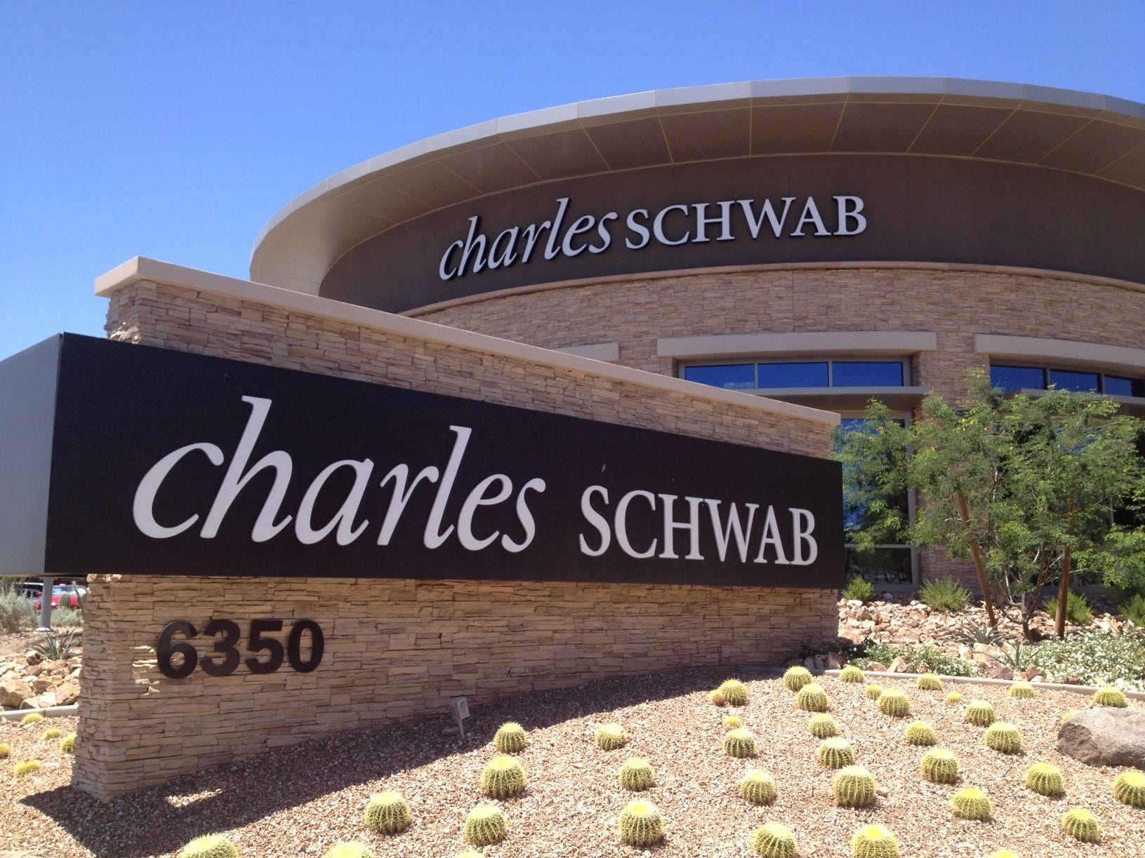 Charles Schwab Corp., hiring 100. The financial services company is hiring for positions ranging from global services representatives to relationship specialists. More info: schwabjobs.com.