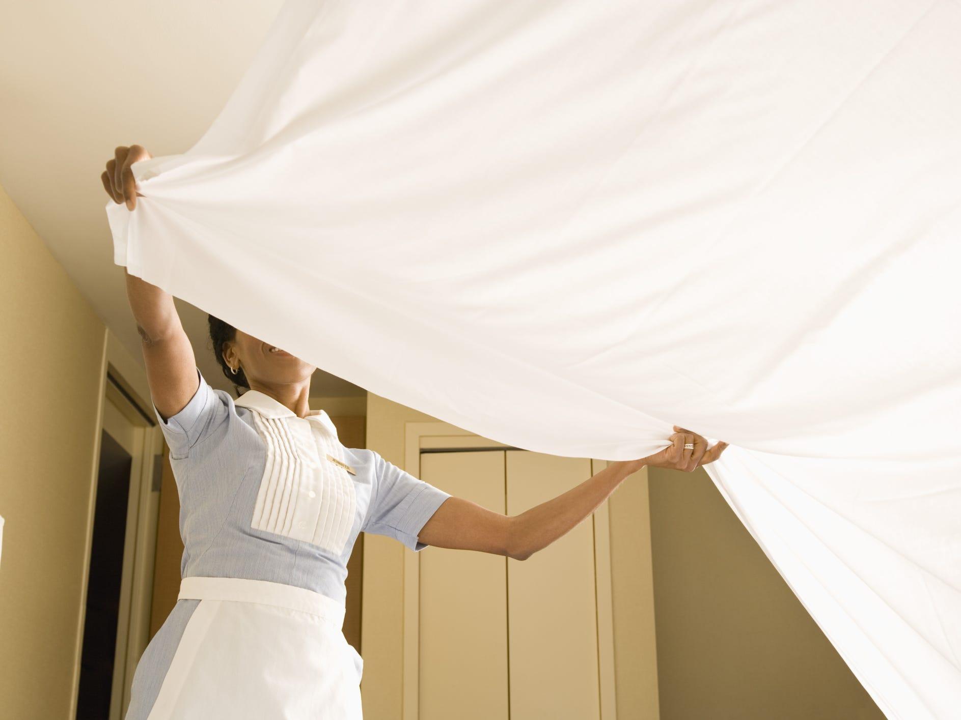 Hilton Worldwide, hiring 230. The hotel and resort operator is adding jobs from housekeeper to engineer. More info: jobs.hiltonworldwide.com.