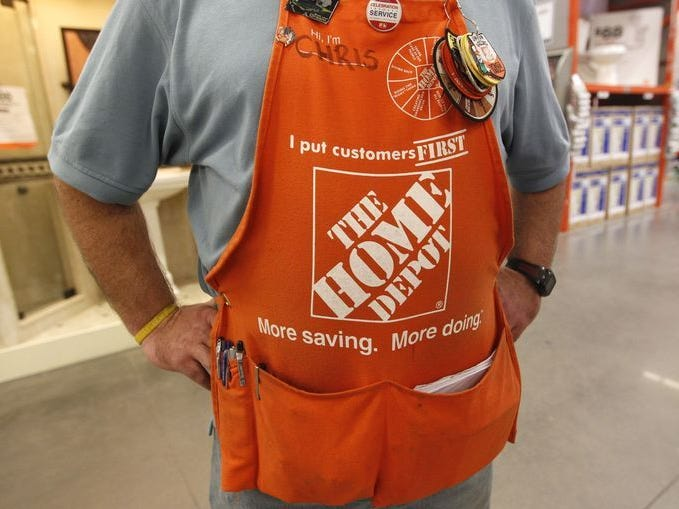 Home Depot, hiring 400. The home-improvement and construction retailer is adding positions in the Phoenix area. More info: careers.homedepot.com.