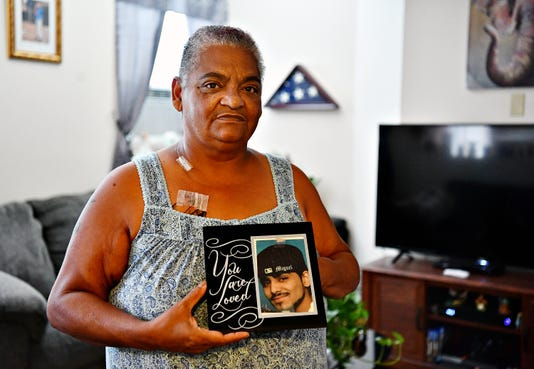 Nilda Garcia On 12 Year Old Murder Of Son Juan Miguel Laboy