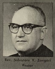 Rev. Salvatore V. Zangari