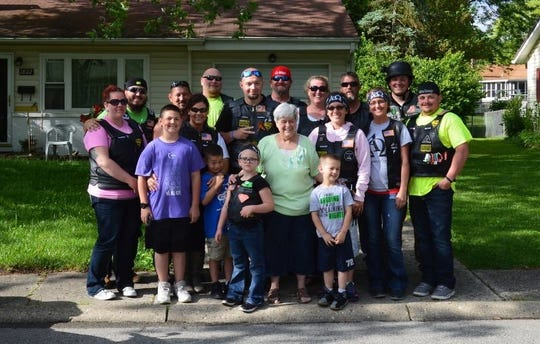 The Alpha Omega Motorcycle Club has raised close to $60,000 in the last three years.