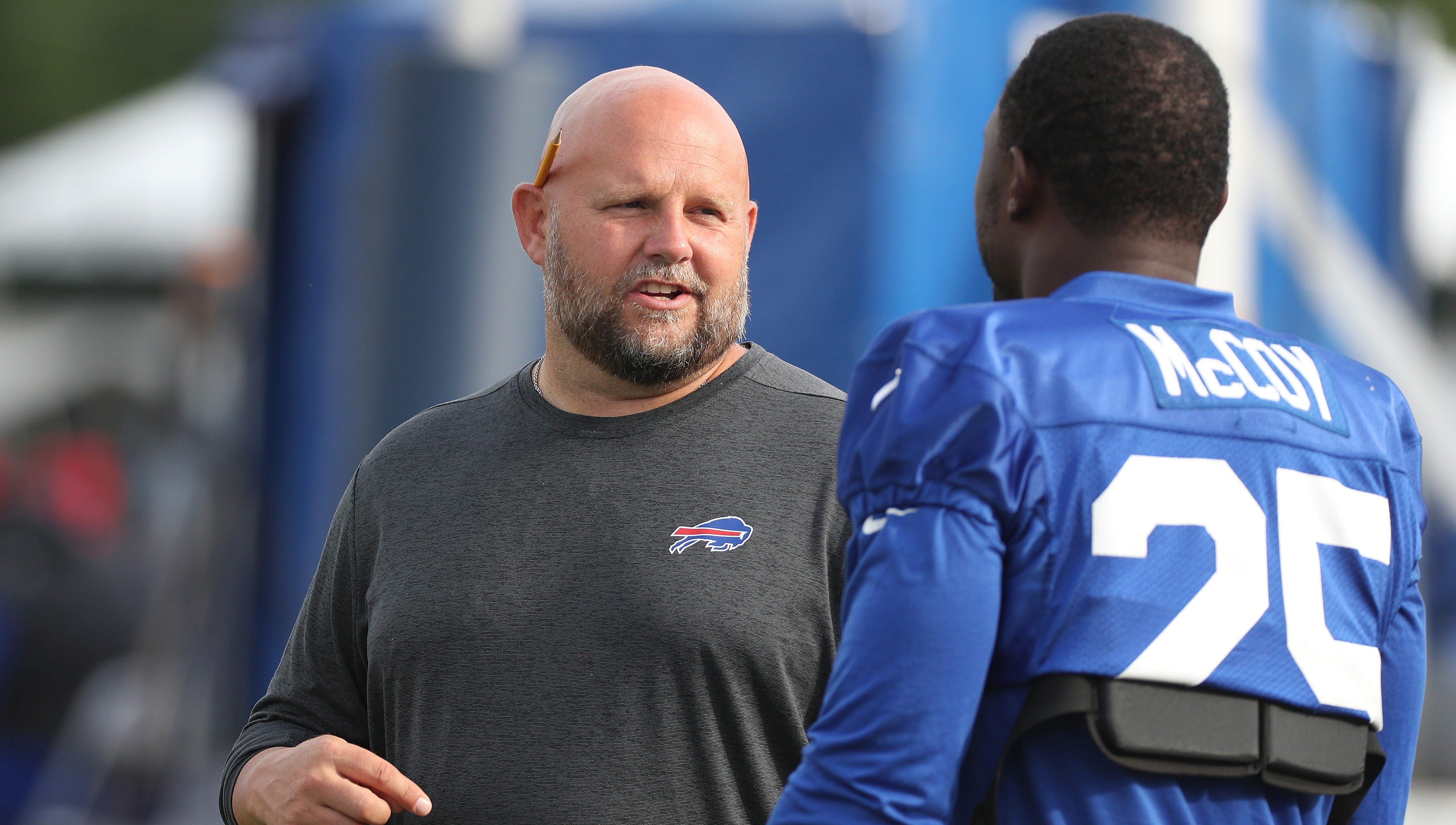 Buffalo Bills quarterback competition: Coaches continue to stick to plan
