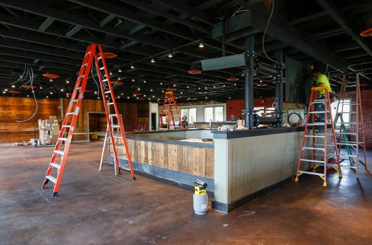 Bricktown Brewery is opening a location in September at 2040 E. Independence Street in Springfield.