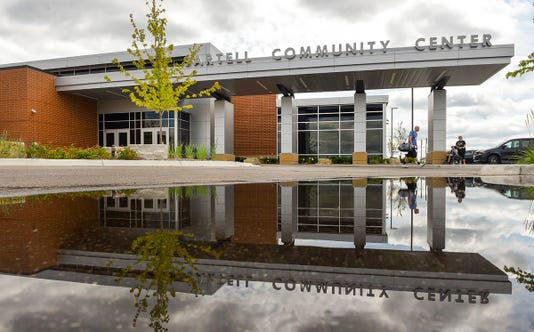 Sartell Community Center 1