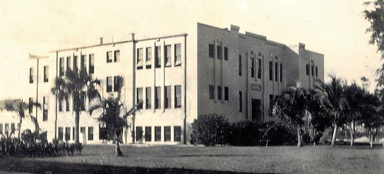 Stuart High School (Martin County High School).