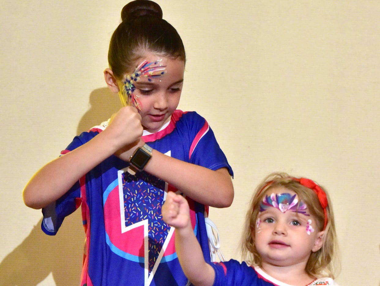 The Dunkin' Donuts' Joy in Childhood Foundation hosted a Superhero Kids' Fashion Show at Greenville Memorial Hospital on Thursday, August 2, 2018.