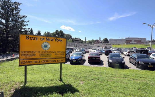 The Bedford Hills Correctional Facility, photographed Aug 2, 2018. The prison's water treatment plant will now serve the hamlets of Bedford Hills and Katonah, as well as Katonah Elementary School, St. Mary's Church in Katonah, and the Bedford Park Apartments in Bedford Hills.