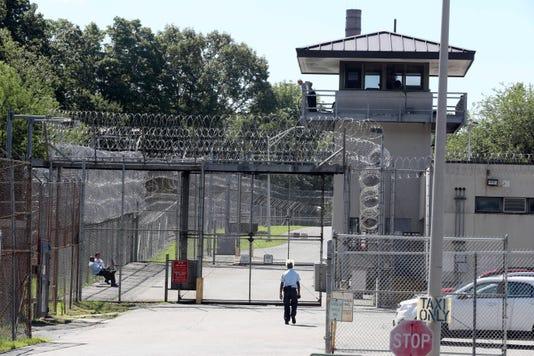 Prison Water Treatment Plant