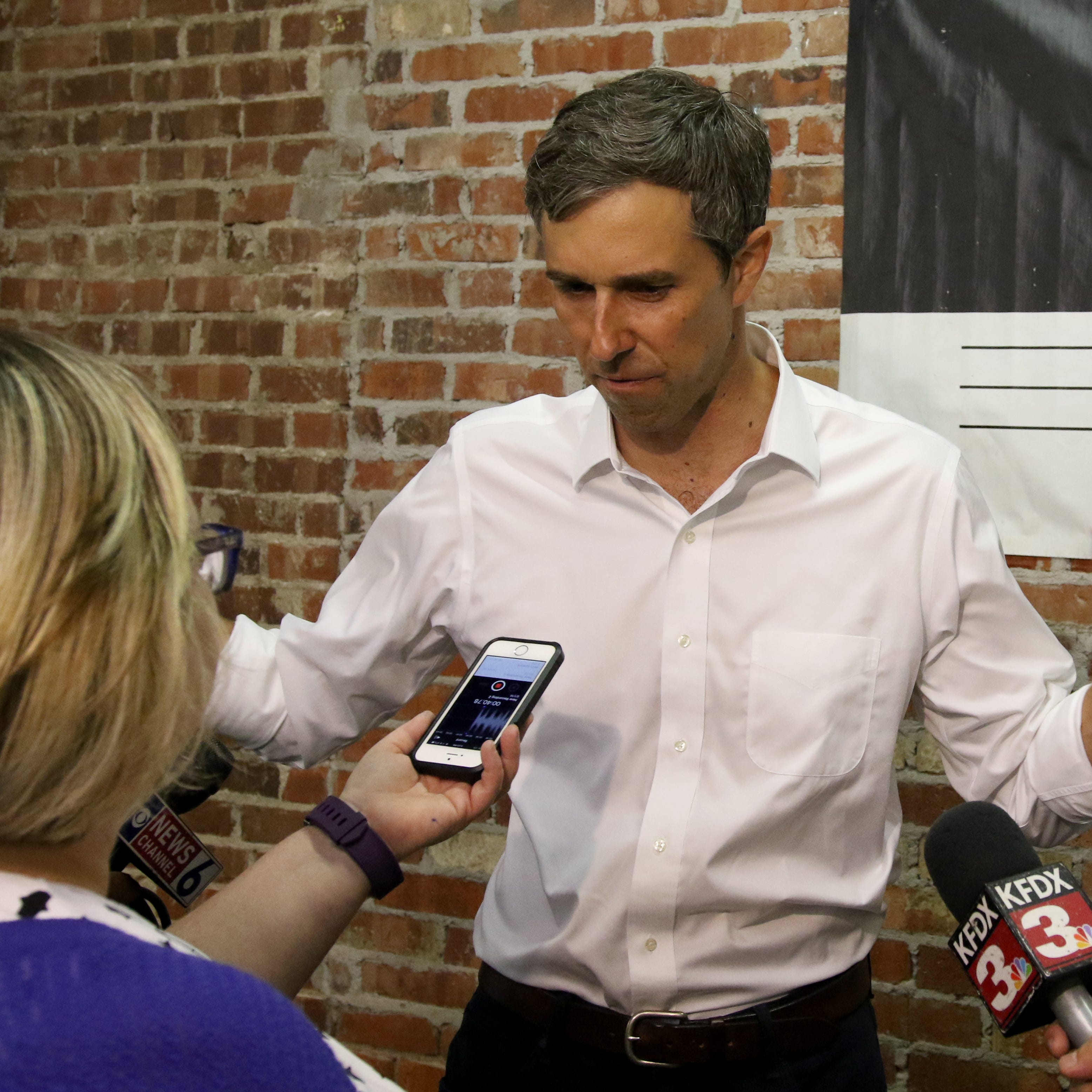 Letter: O'Rourke not my choice