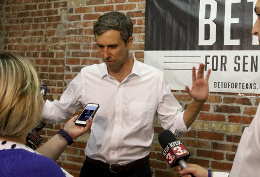 Beto O Rourke Town Hall
