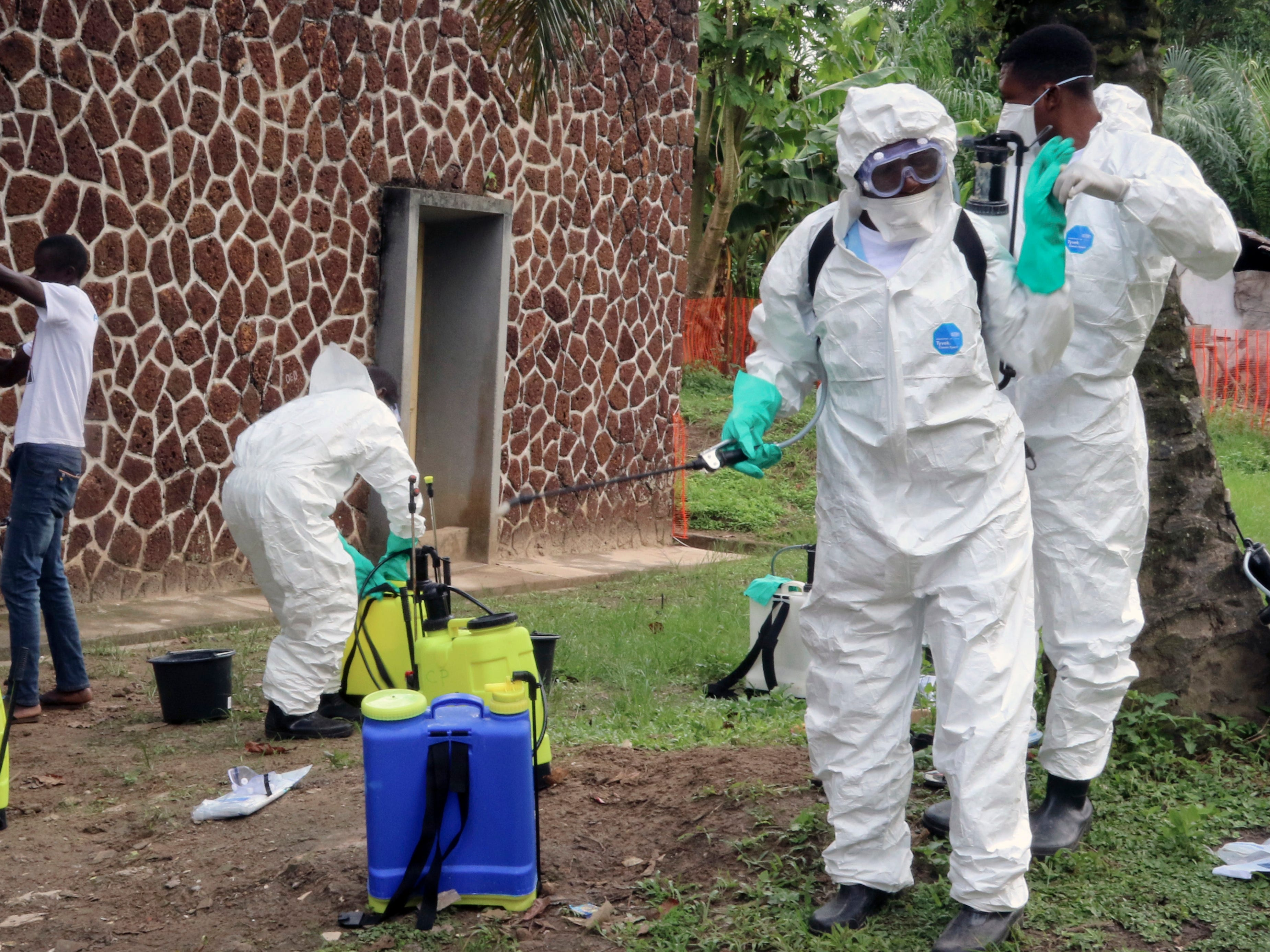 Four new cases of ebola surface in Congo