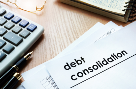 Taking out a consolidation loan can become an investment in your financial future.
