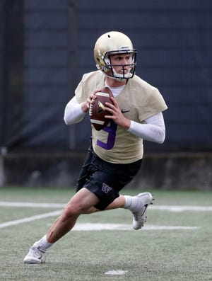 By the end of the 2018 season, Jake Browning will own virtually all of the University of Washington's passing records.