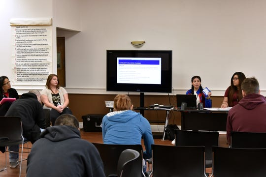 A presentation on opioid overdoses and how to treat them from the Coastal Bend Wellness Foundation