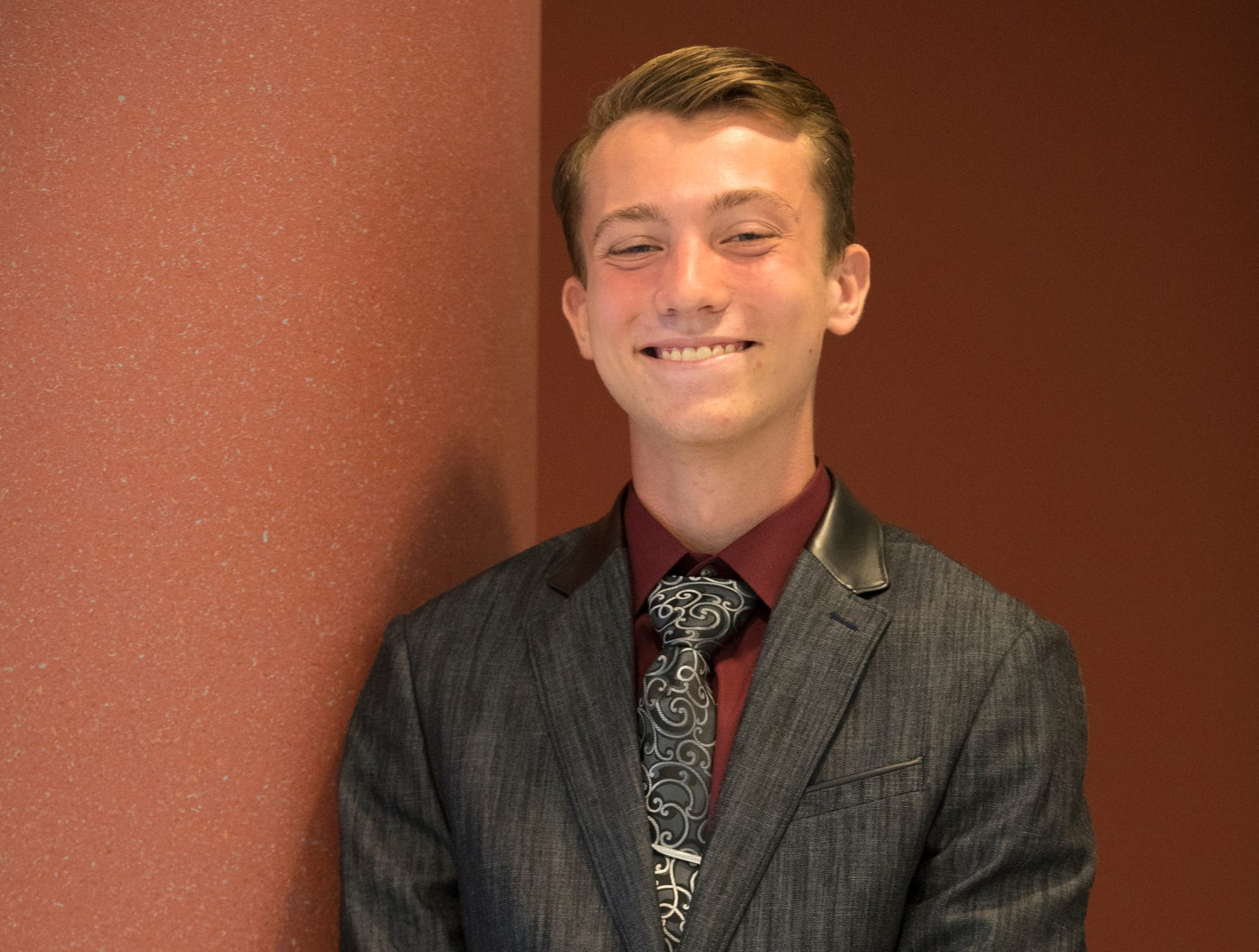 Spencer Immell, 16, Elite Eagles. Project: Photography – Controlling the Image, Nutrition – Yeast Breads