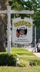 Gatrick's is located on Kentucky Ave. near Bayard Park,