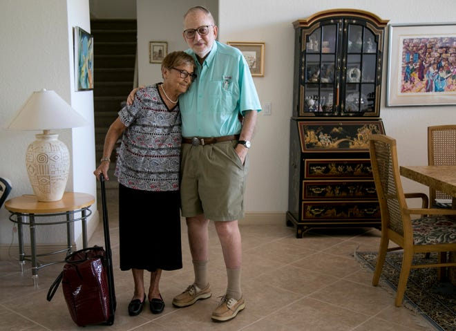 Bella Altura, an 86-year-old grandmother and Holocaust survivor was profoundly upset when she was chosen for a pat-down by TSA at Southwest Florida International Airport in July. She and her husband, who are frequent travelers, were seperated, and he was not allowed to get his nitroglycerin pills despite having chest pains. Bella especially was traumatized by the way they were treated.