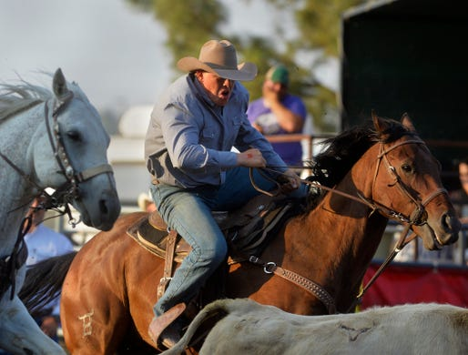 Fifth Annual Cascade Rodeo Once Again Has Several Unique