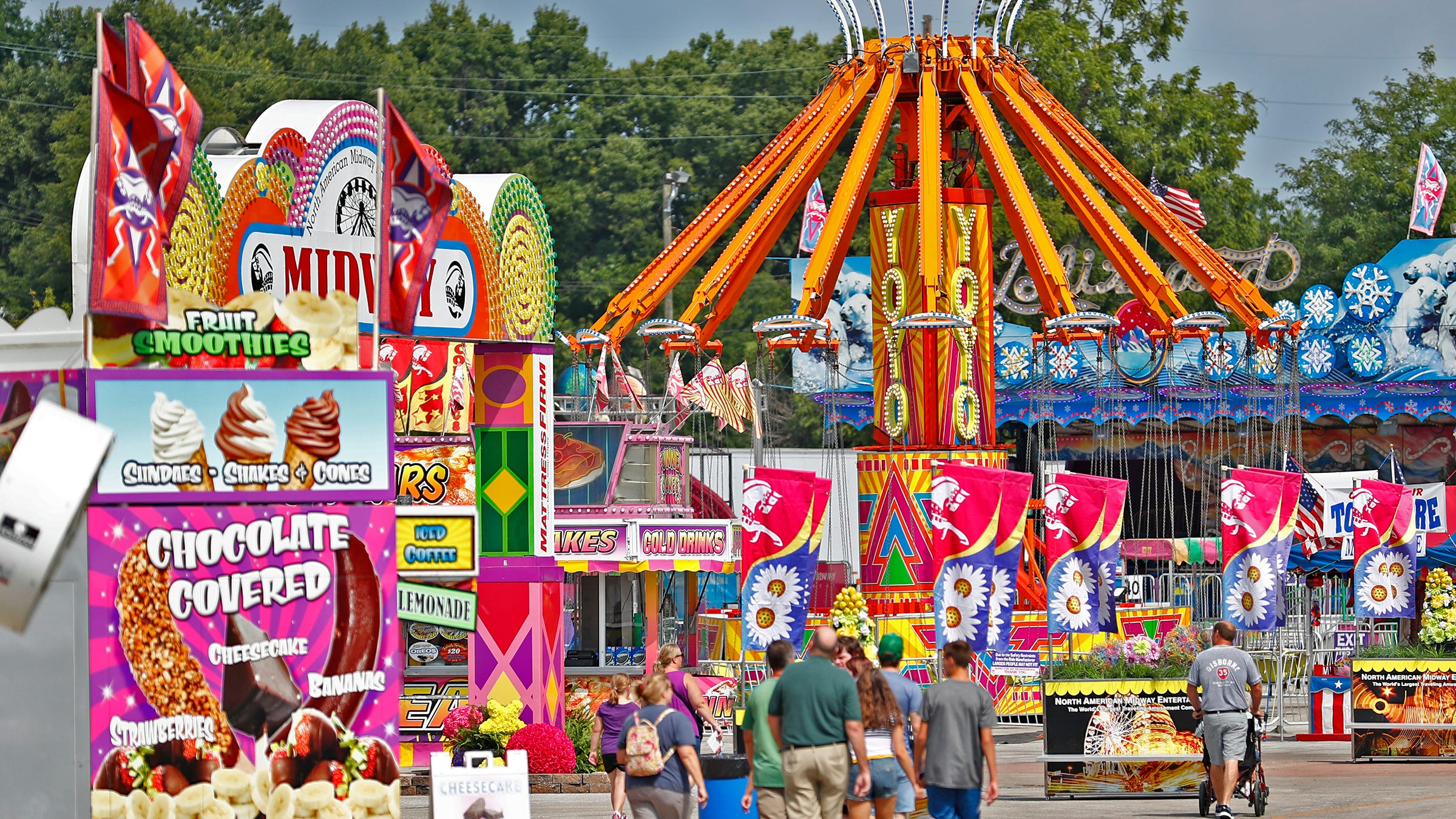 10 unexpected free things you can do at the 2018 Indiana State Fair