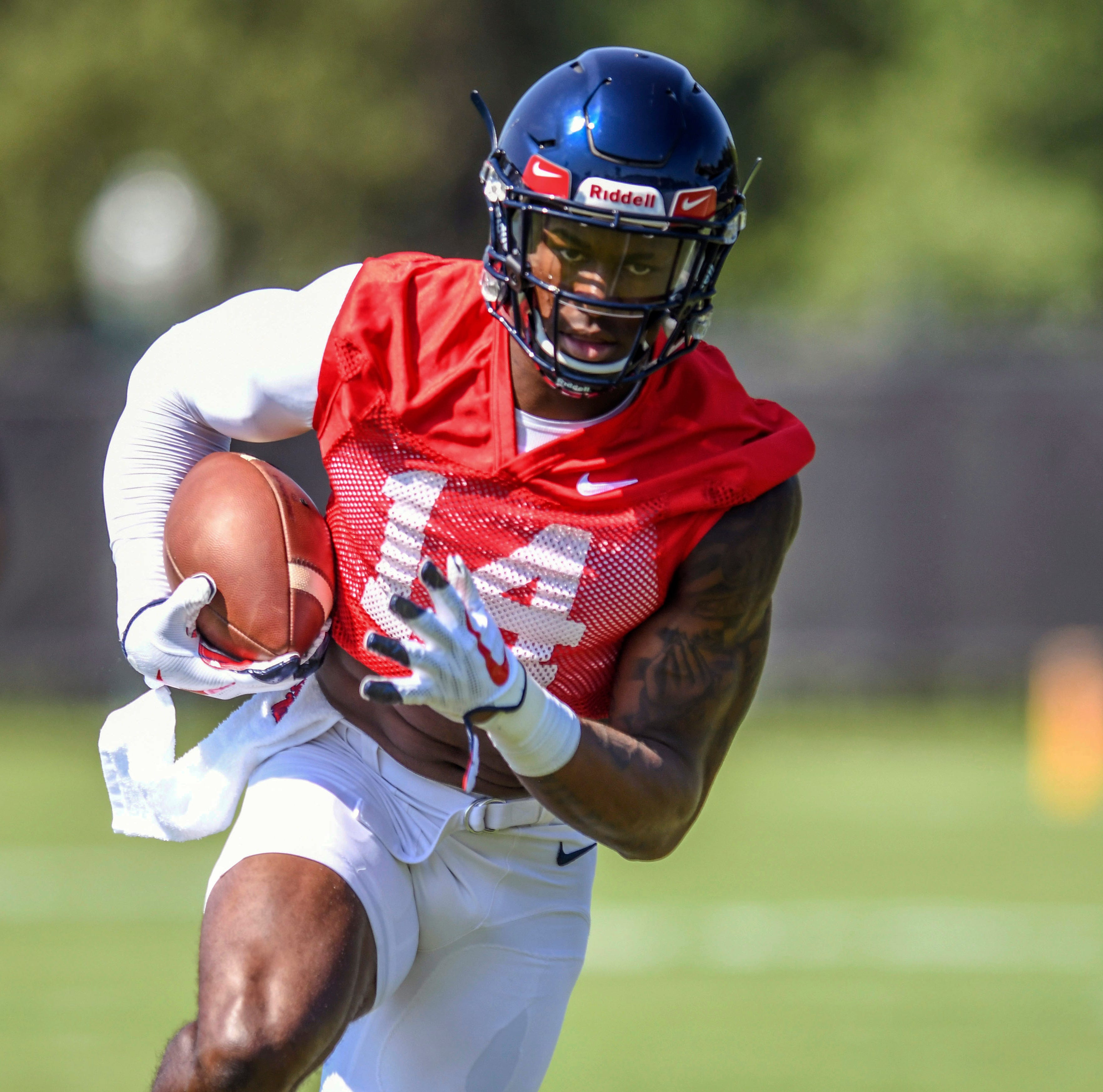 Ole Miss camp observations: These freshmen are pushing veterans for playing time
