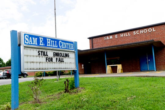 Sam E. Hill Primary School in the Lonsdale community in Knoxville has newly transitioned from a preschool into a primary school.