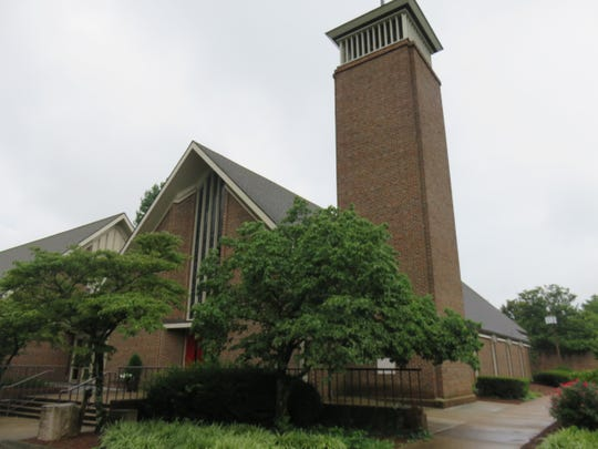First United Methodist Church built its current worship facility in 1966.
