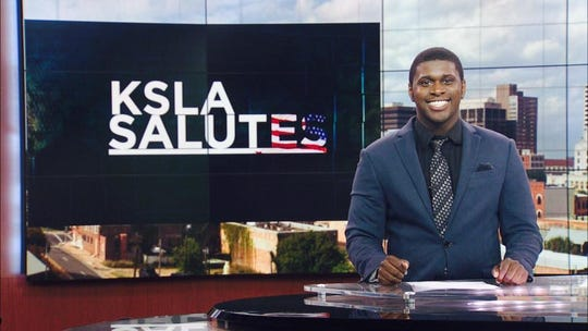 Javonti Thomas, 22, is a news producer at KSLA 12 in Shreveport and says the support he received from faculty and staff at Northwestern State University's Center for Diversity and Inclusion pushed him to pursue the job.