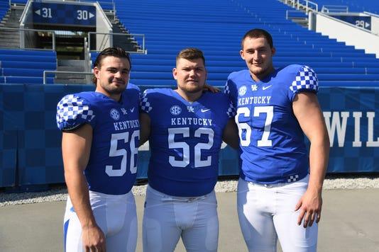 Kentucky football 2018 Media Day